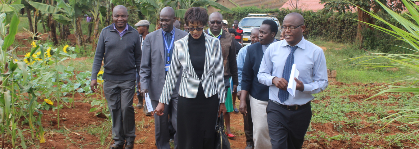 TOUR TO MACHAKOS AGRICULTURAL TRAINING CENTRE (ATC)