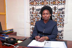 Dr. Susan Nzioki - Registrar (Administration & Planning)