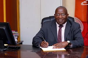 Prof. Ezra Okemwa Ondari - Registrar (Academic & Student Affairs)